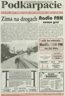 Nowe Podkarpacie : tygodnik regionalny. - R. 4, nr 49 (4 grudz. 1996) = 179