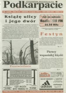 Podkarpacie : tygodnik regionalny. - R. 24, nr 6 (12 marz. 1997) = 1179