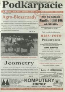 Podkarpacie : tygodnik regionalny. - R. 24, nr 22 (2 lip. 1997) = 1192