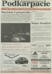 Nowe Podkarpacie : tygodnik regionalny. - R. 4, nr 18 (28 paźdz. 1997) = 200