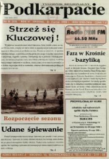 Nowe Podkarpacie : tygodnik regionalny. - R. 6, nr 12 (25 marz. 1998) = 221