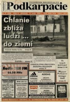 Nowe Podkarpacie : tygodnik regionalny. - R. 6, nr 19 (13 maj 1998) = 228