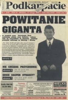 Nowe Podkarpacie : tygodnik regionalny. - R. 7, nr 7 (17 luty 1999) = 268