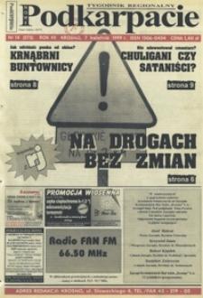 Nowe Podkarpacie : tygodnik regionalny. - R. 7, nr 14 (7 kwiec. 1999) = 275