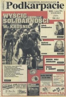 Nowe Podkarpacie : tygodnik regionalny. - R. 7, nr 22 (6 czerw. 1999) = 283