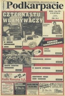 Nowe Podkarpacie : tygodnik regionalny. - R. 7, nr 26 (4 lip. 1999) = 287