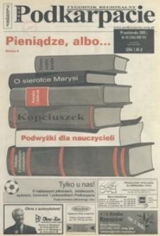 Nowe Podkarpacie : tygodnik regionalny. - R. 8, nr 43 (29 paźdz. 2000) = 356