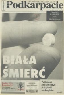 Nowe Podkarpacie : tygodnik regionalny. - R. 9, nr 6 (11 luty 2001) = 369