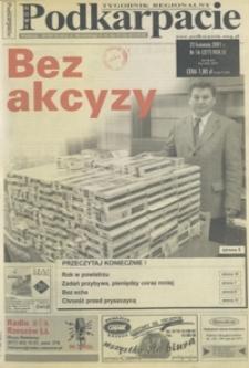 Nowe Podkarpacie : tygodnik regionalny. - R. 9, nr 16 (22 kwiec. 2001) = 377