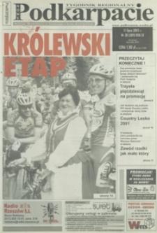 Nowe Podkarpacie : tygodnik regionalny. - R. 9, nr 28 (15 lip. 2001) = 389