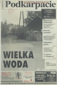 Nowe Podkarpacie : tygodnik regionalny. - R. 9, nr 31 (5 sierp. 2001) = 392
