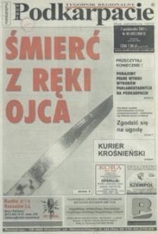 Nowe Podkarpacie : tygodnik regionalny. - R. 9, nr 40 (7 paźdz. 2001) = 401