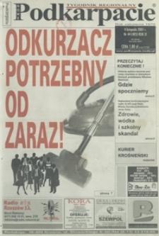 Nowe Podkarpacie : tygodnik regionalny. - R. 9, nr 44 (4 list. 2001) = 405