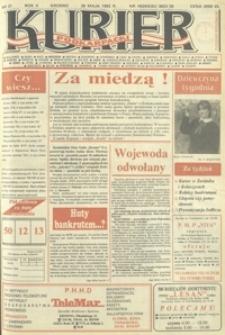 Kurier Podkarpacki : tygodnik regionalny. - R. 2, nr 21 (19 maj 1992)