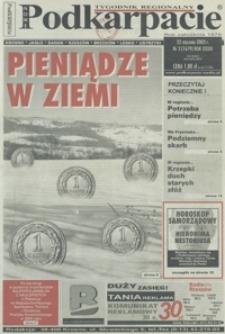 Nowe Podkarpacie : tygodnik regionalny. - R. 33, nr 3 (22 stycz. 2003) = 1679