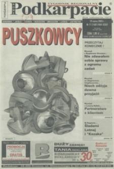 Nowe Podkarpacie : tygodnik regionalny. - R. 33, nr 11 (19 marz. 2003) = 1687