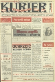 Kurier Podkarpacki : tygodnik regionalny. - R. 2, nr 33 (18 sierp. 1992)