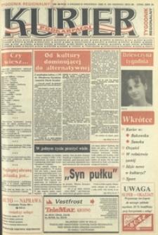 Kurier Podkarpacki : tygodnik regionalny. - R. 2, nr 36 (8 wrzes. 1992)
