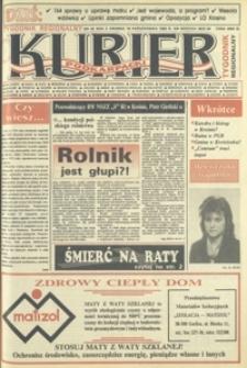 Kurier Podkarpacki : tygodnik regionalny. - R. 2, nr 42 (19 paźdz. 1992)