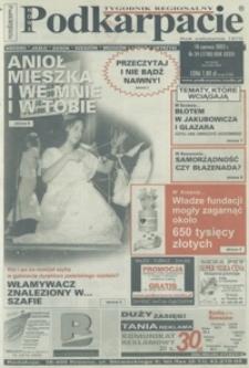 Nowe Podkarpacie : tygodnik regionalny. - R. 33, nr 24 (18 czerw. 2003) = 1700
