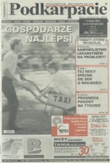 Nowe Podkarpacie : tygodnik regionalny. - R. 33, nr 32 (13 sierp. 2003) = 1708