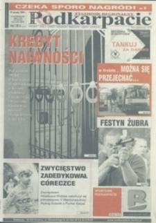 Nowe Podkarpacie : tygodnik regionalny. - R. 34, nr 33 (18 sierp. 2004) = 1760