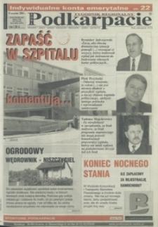 Nowe Podkarpacie : tygodnik regionalny. - R. 34, nr 38 (22 wrzes. 2004) = 1764