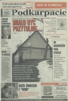 Nowe Podkarpacie : tygodnik regionalny. - R. 34, nr 49 (8 grudz. 2004) = 1776