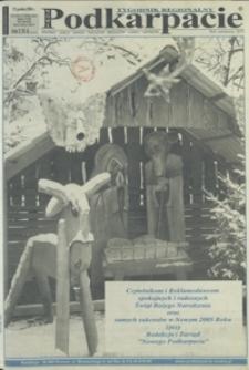 Nowe Podkarpacie : tygodnik regionalny. - R. 34, nr 51/52 (22 grudz. 2004) = 1778