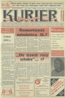 Kurier Podkarpacki : tygodnik regionalny. - R. 3, nr 8 (22 luty 1993)