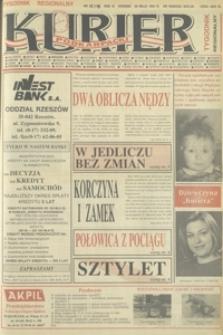 Kurier Podkarpacki : tygodnik regionalny. - R. 4, nr 21 (28 maj 1994) = 138