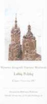 Lubię Polskę [Informator] : wystawa fotografii Martyny Wacławik
