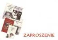 Spotkanie ze Sławomiorem Koprem, autorem książek historycznych, felietonistą [Zaproszenie]