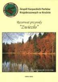 """Rezerwat przyrody """"Zwiezło"""" [Informator]"""
