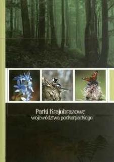 Parki krajobrazowe województwa podkarpackiego