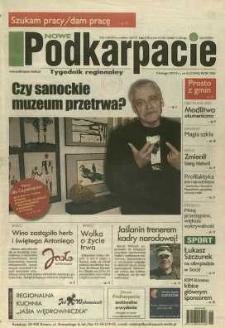 Nowe Podkarpacie : tygodnik regionalny. - R. 45, nr 6 (5 luty 2014) = 2245