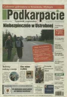 Nowe Podkarpacie : tygodnik regionalny. - R. 45, nr 20 (14 maj 2014) = 2259