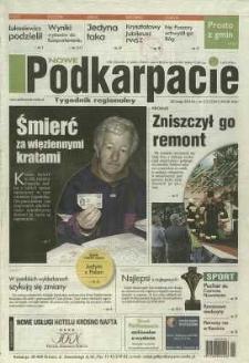 Nowe Podkarpacie : tygodnik regionalny. - R. 45, nr 22 (28 maj 2014) = 2261