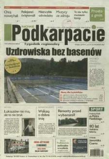 Nowe Podkarpacie : tygodnik regionalny. - R. 45, nr 31 (30 lip. 2014) = 2270