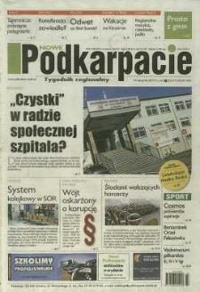 Nowe Podkarpacie : tygodnik regionalny. - R. 45, nr 32 (13 sierp. 2014) = 2271