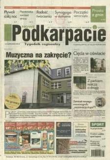 Nowe Podkarpacie : tygodnik regionalny. - R. 46, nr 22 (3 czerw. 2015) = 2314
