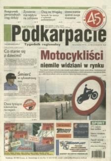 Nowe Podkarpacie : tygodnik regionalny. - R. 46, nr 38 (23 wrzes. 2015) = 2330
