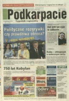 Nowe Podkarpacie : tygodnik regionalny. - R. 47, nr 30 (27 lip. 2016) = 2375