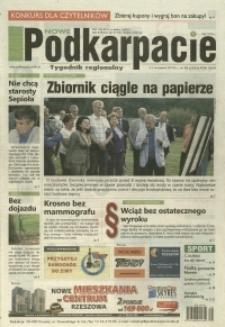 Nowe Podkarpacie : tygodnik regionalny. - R. 47, nr 38 (21 wrzes. 2016) = 2383