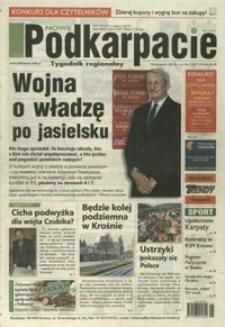 Nowe Podkarpacie : tygodnik regionalny. - R. 47, nr 46 (16 list. 2016) = 2391