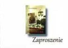 Spotkanie z Ryszardem Sługockim [Zaproszenie]