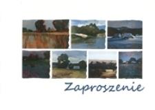 Otwarcie wystawy malarstwa Zdzisława Twardowskiego [Zaproszenie]