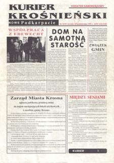 Kurier Krośnieński : Nowe Podkarpacie : dodatek samorządowy. - 1995, nr 10 (25 paźdz.) = 50