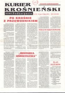 Kurier Krośnieński : Nowe Podkarpacie : dodatek samorządowy. - 1996, nr 7 (31 lip.) = 59
