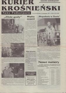 Kurier Krośnieński : Nowe Podkarpacie : dodatek samorządowy. - 1997, nr 12 (26 list.) = 76